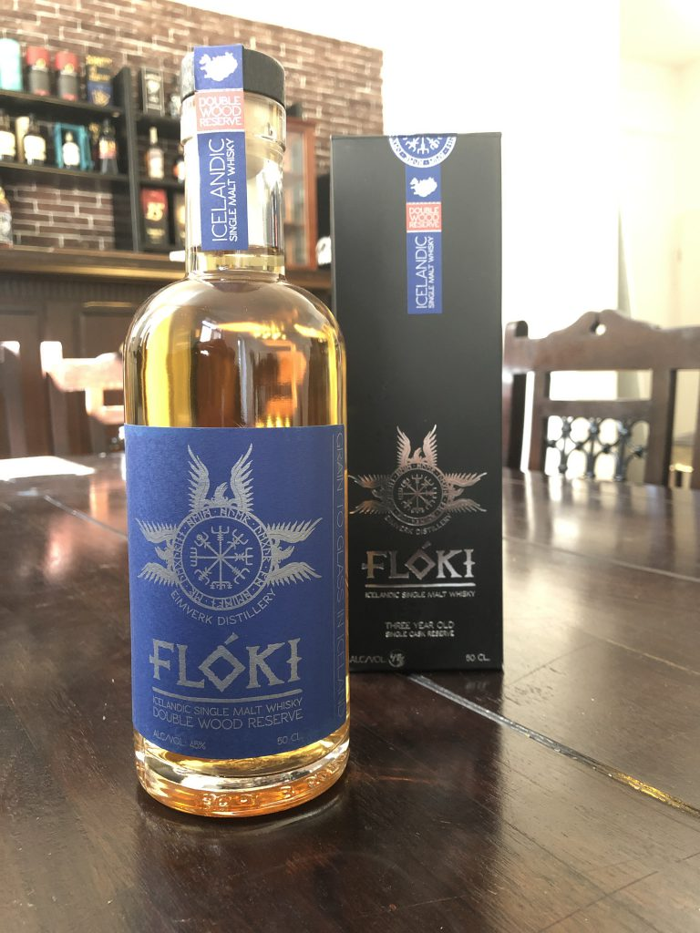 Floki from Iceland