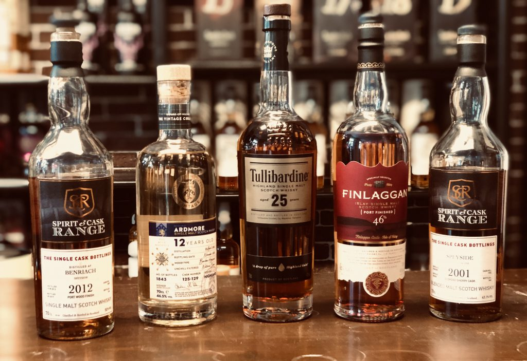 Newcomer im Whiskystock